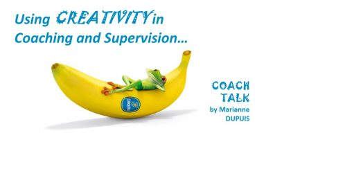 Using Creativity in Coaching and Supervision